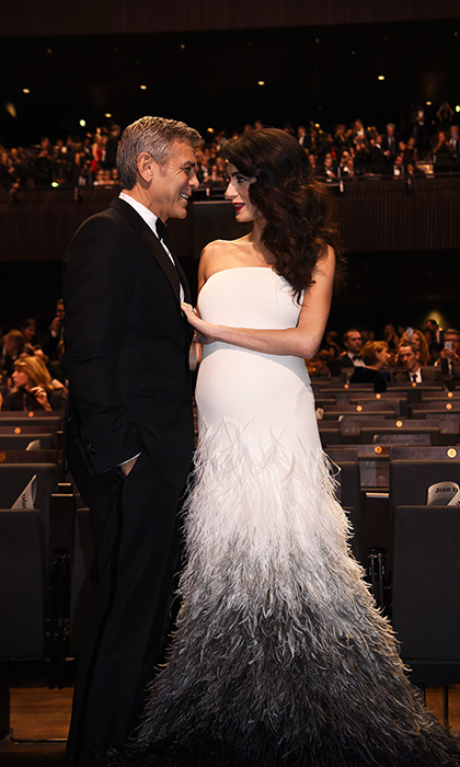 The Night After the Cesars 2017: George and Amal in Paris Body_3_5