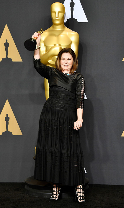 <b>Harry Potter wins first Oscar</b>
