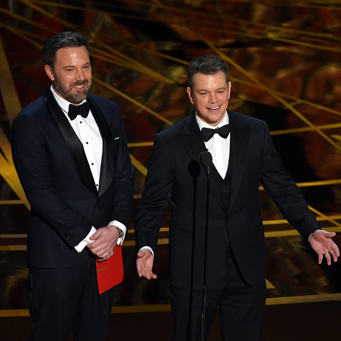 <b>Oscars Throwback</b>