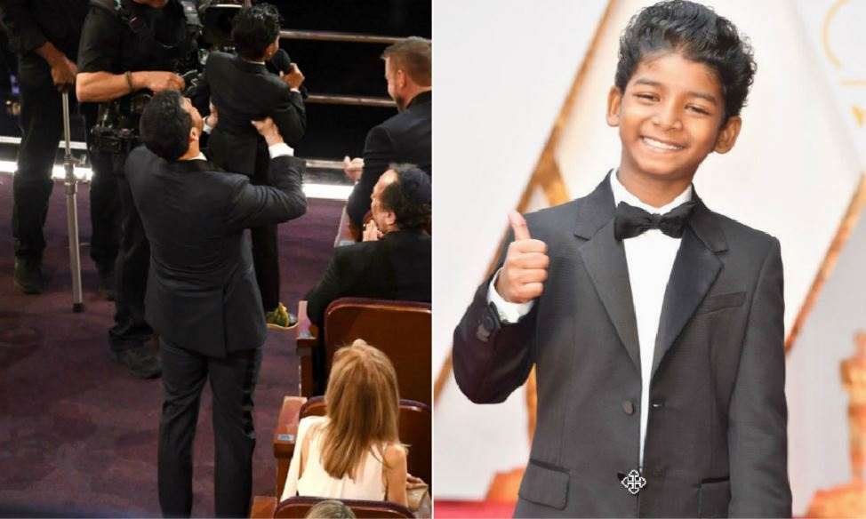 <b>Little Lion's big night</b>