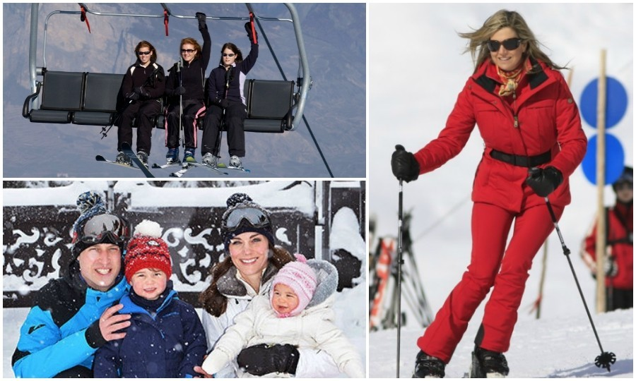 Royal ski trips are an honored tradition, with regal families hitting the slopes as a fun way to blow off the stress of ruling. From Britain to Spain, all of your favorite royals love to ski! Join us as we take a look at some of their trips.