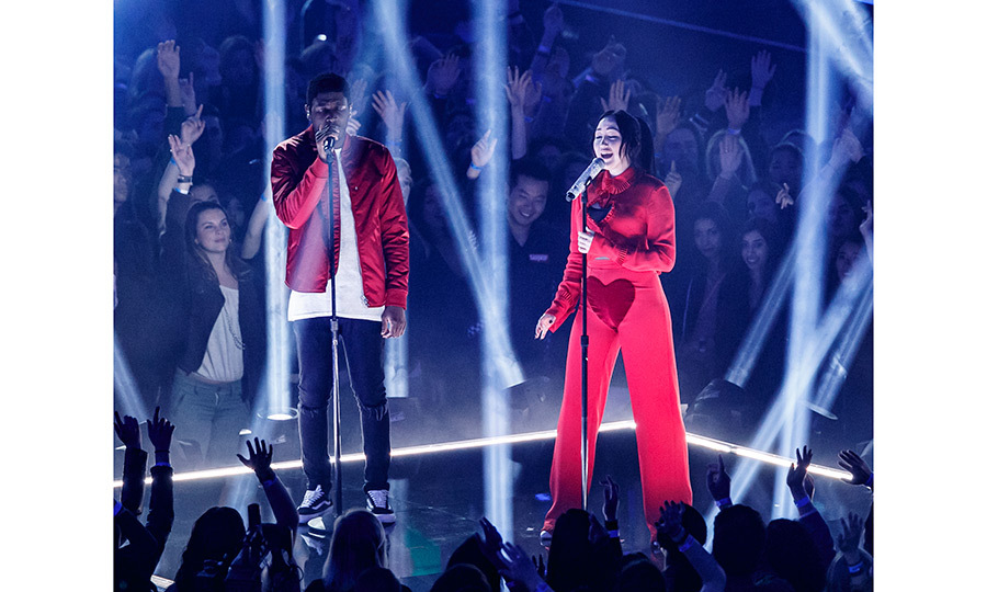 March 5: Noah Cyrus made her awards show performance debut with <I>Make Me (Cry)</I> with Labrinth at the 2017 iHeartRadio Music Awards in Inglewood, California. 