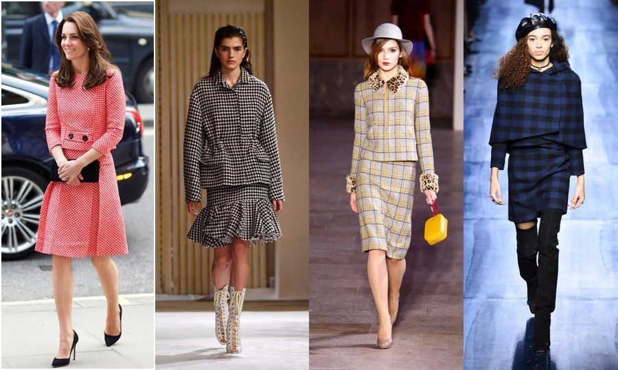 A case of the Kate effect? These 8 fashionable 2017 catwalk trends may seem very familiar to fans of the Duchess of Cambridge.