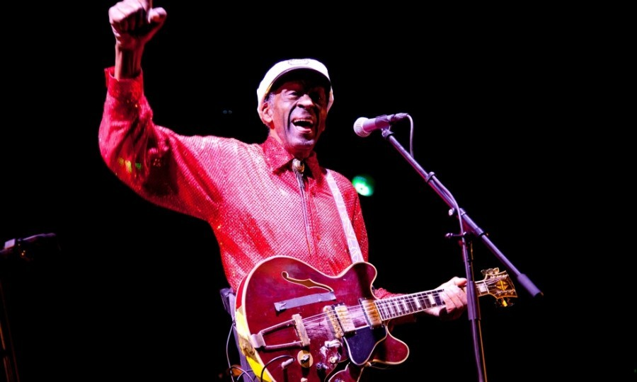 <b>Chuck Berry - March 18</b>