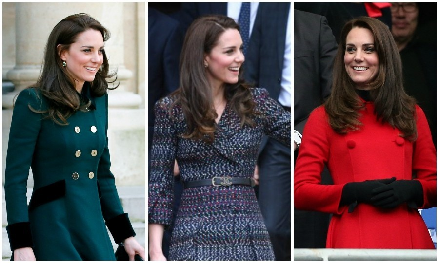 The fashion world cheered when it was announced that Prince William and Kate Middleton would be touring Paris. Of course, the Duchess of Cambridge did not disappoint with her style, stunning onlookers throughout the two-day Paris visit. Join us as we take a look at Kate's royally-outstanding looks from her recent trip.