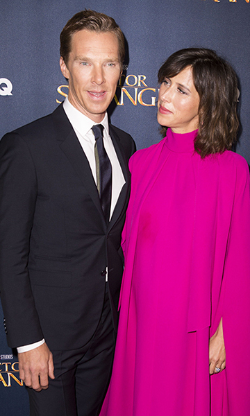 Benedict Cumberbatch and his wife Sophie Hunter have welcomed their second son! <i>The Mail on Sunday</i> revealed that Sophie, 39, gave birth to a baby boy at London's exclusive Portland hospital on March 3.  The couple have named their son Hal Auden Cumberbatch - which was Shakespeare's nickname for a young Henry V. 