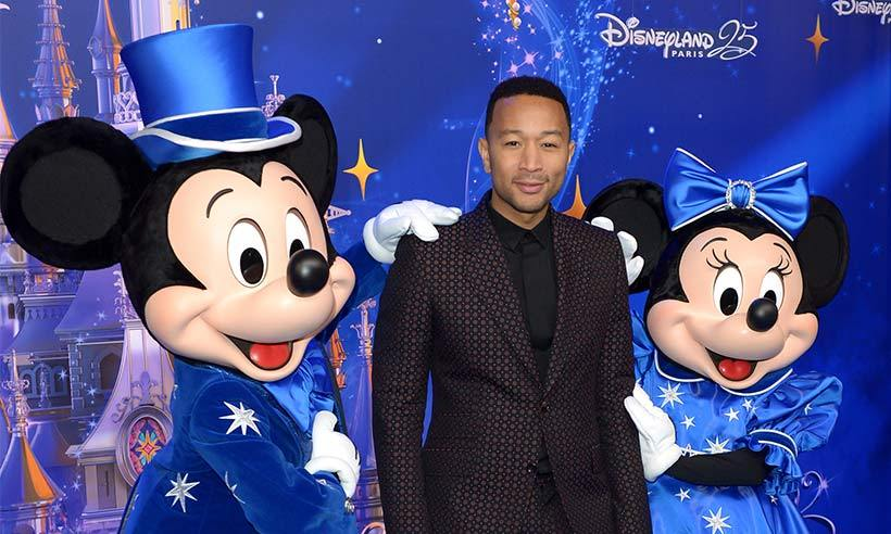 "John, who returned from a getaway with wife Chrissy Teigen and their daughter Luna in Morocco, added, ""Disney has meant a lot to me since when I was a kid, so performing to the kids and grown-ups alike to celebrate the anniversary at Disneyland Paris - my first visit here - was pretty magical.""