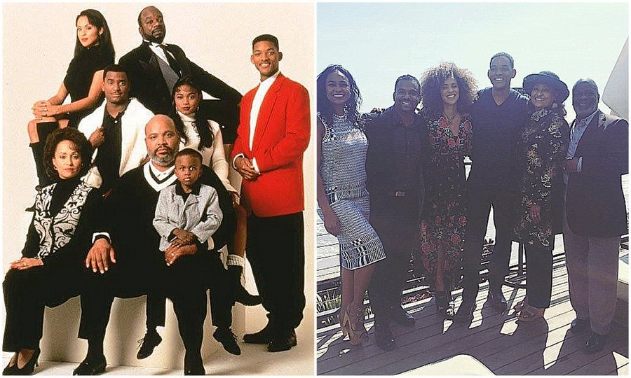 <b>The Fresh Prince of Bel-Air</B>