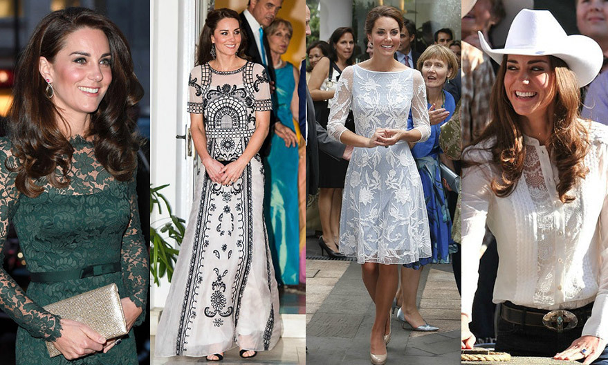 """<a href=""http://us.hellomagazine.com/tags/1/kate-middleton/""><strong>The Duchess of Cambridge</strong></a> does wear our clothes a lot, but it's not planned. You don't know if she is going to wear something until the photographs appear,"" designer Alice Temperley told HELLO! Fashion Monthly. Still, it's clear that Temperley London is a favorite of the royal – so here's our gallery of all the times Duchess Kate has worn the label. 