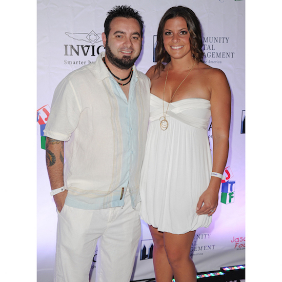 <b>Chris Kirkpatrick and Karly Skladany</b>