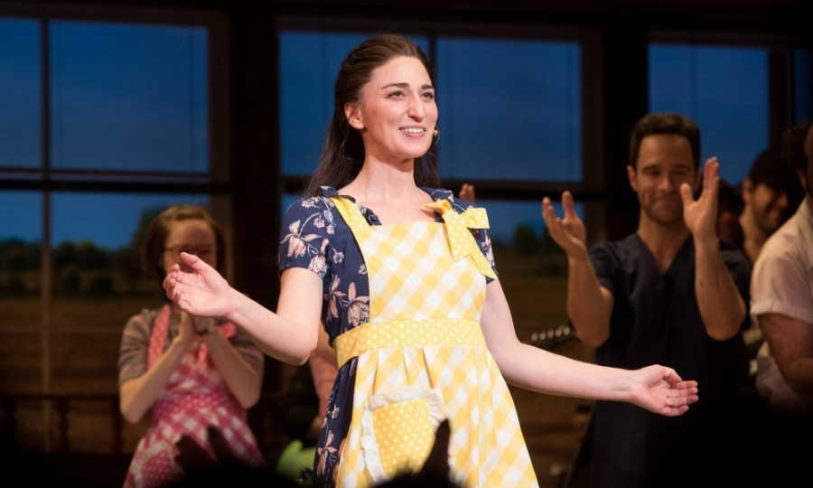 "March 31: Take a bow! Sara Bareilles made her Broadway debut, stepping into the lead role in her musical <i>Waitress</i> at The Brooks Atkinson Theatre in New York City. The star took to Twitter to express gratitude, saying: ""I have no words. I am so grateful. now we do it 80 more times. thank u to that INCREDIBLE audience. I will never forget this.""