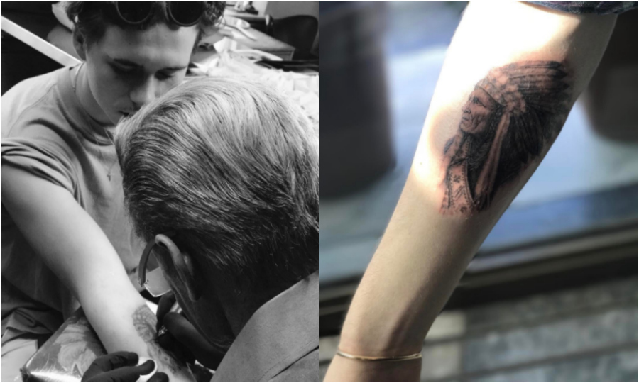 <b>Brooklyn Beckham</b>