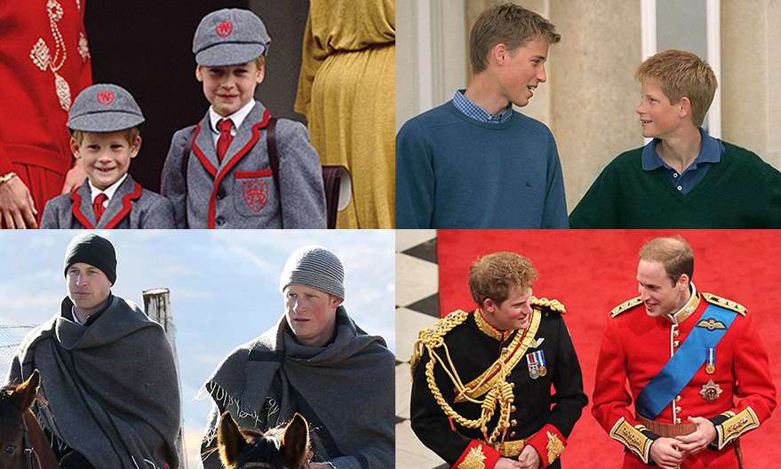 Sibling goals! Prince William and Prince Harry are the true definition of brotherhood. Whether they are performing their royal duties, exploring the world, or just enjoying some downtime, the two always share a special bond. Here is a look at William and Harry's best brotherly moments. 