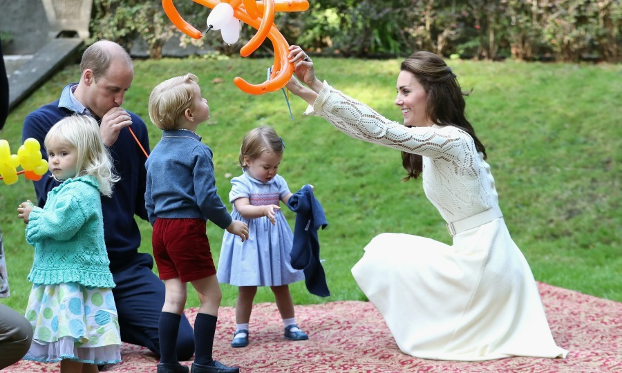 "There is no doubt that Kate has the love and support from William when it comes to their two children but, even she felt lonely after giving birth. ""It is lonely at times and you do feel quite isolated, but actually so many other mothers are going through exactly what you are going through,"" the Duchess shared in April 2017 during a meeting with women at the Global Academy.
