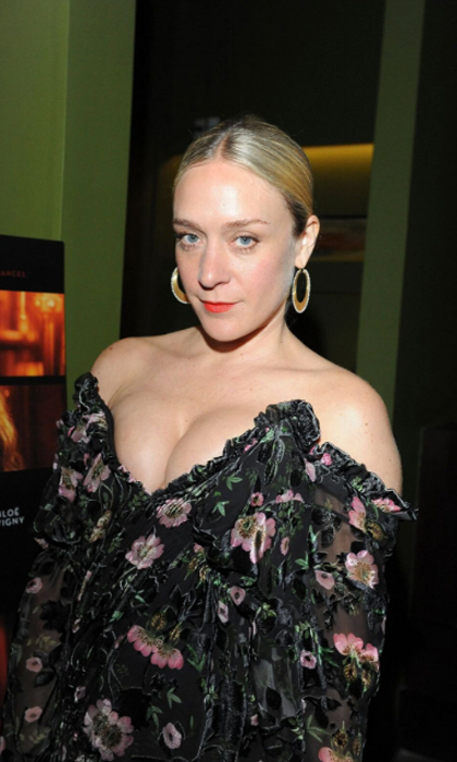 May 1: Chloe Sevigny had her own fashionable night in L.A. at the premiere of <i>The Dinner</i> at the Writer's Guild Theater, followed by an after-party at Citizen Beverly Hills hosted by Ruffino Sparkling Wines.