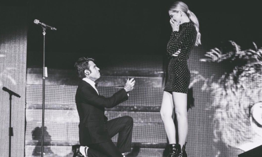 <b>Chiara Ferragni and Fedez</b>