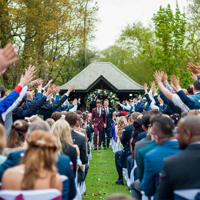 <b>Tom Daley and Dustin Lance Black</b>