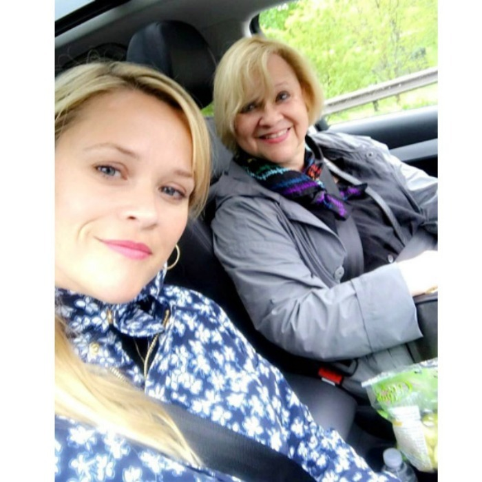 <b>Reese Witherspoon and Betty Reese</b>