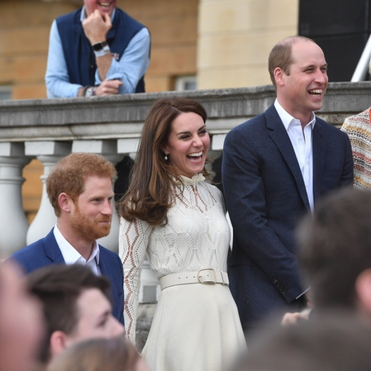 Prince William, Kate Middleton and Prince Harry hosted a garden tea party to honor an incredible group of 850 kids. The royal trio had a blast with their young special guests, who were the children of men and women who died serving their country in the armed forces.