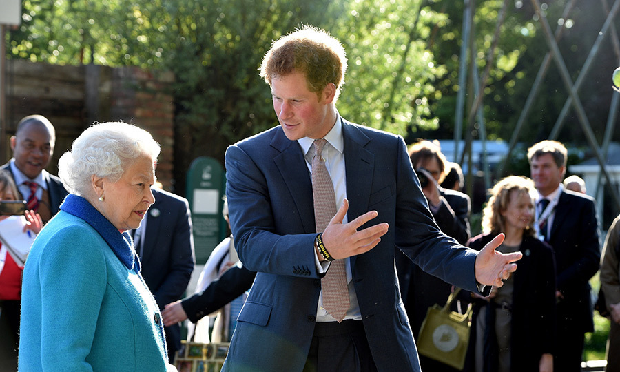 To marry, Prince Harry first needs to get approval from his grandmother Queen Elizabeth.