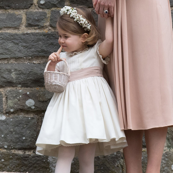 Princess Charlotte Photos Official Portraits Candid