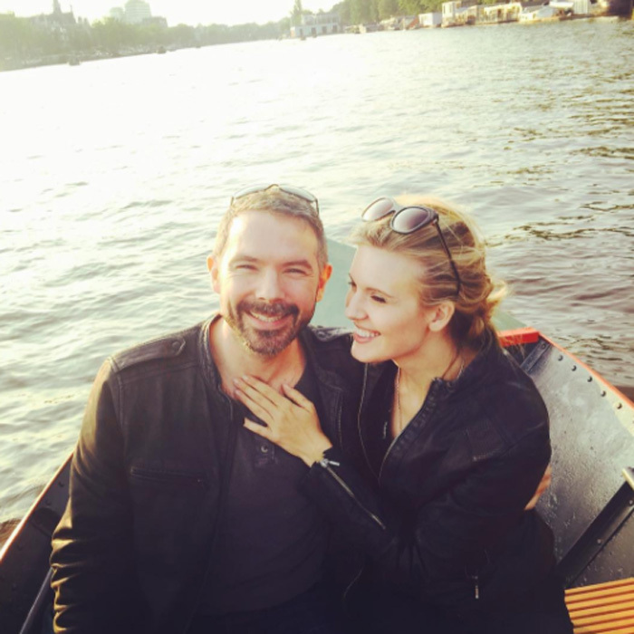 <b>Maggie Grace and Brent Bushnell</b>