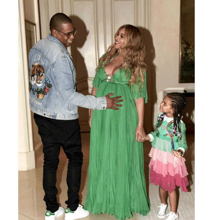 <b>Beyonce and Jay Z</b>