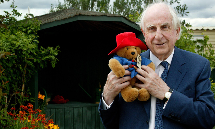 <b>Michael Bond - June 27</b>