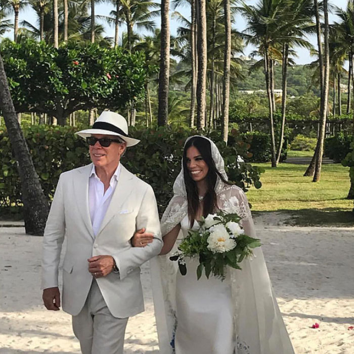 <b>Ally Hilfiger and Steve Hash</b>