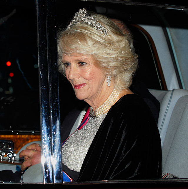 Camilla's full royal title is 'Her Royal Highness The Duchess of Cornwall, Duchess of Rothesay, Countess of Chester, Dame Grand Cross of the Royal Victorian Order'.