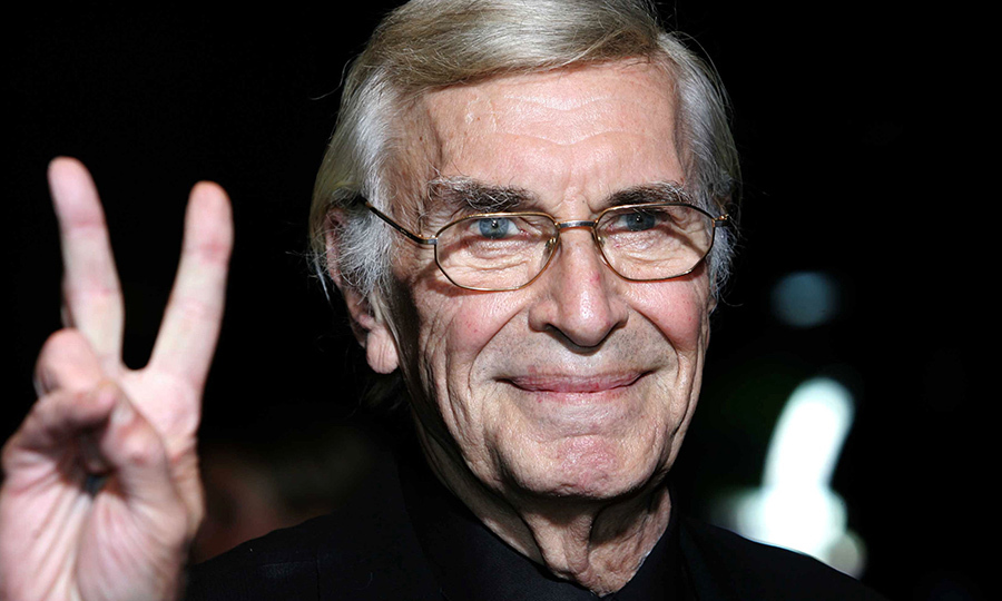 <b>Martin Landau - July 15</B>
