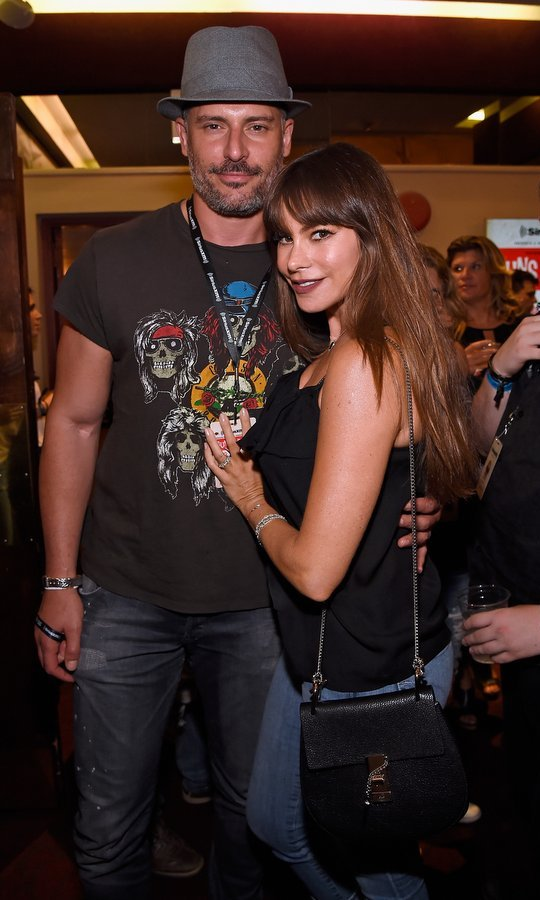 Sofia Vergara and husband Joe Manganiello had a rockin' date night at a private Guns N' Roses concert for SiriusXM at the Apollo Theater in NYC. The show featured the iconic band playing songs from throughout their career before the next leg of their North American <i>Not In This Lifetime</i> tour. 