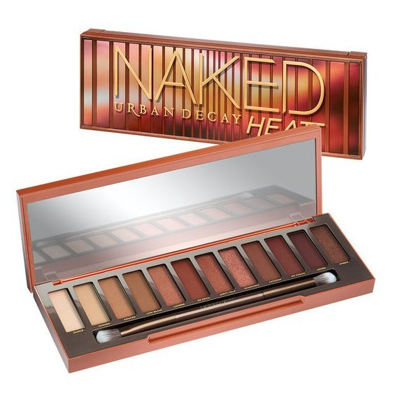 <b>Urban Decay Naked Heat Eyeshadow Palette, 