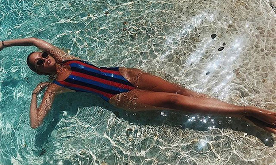 After celebrating her 21st birthday in Mykonos, Parsons student Princess Olympia of Greece found more time to soak up the sun as she continued her summer break.