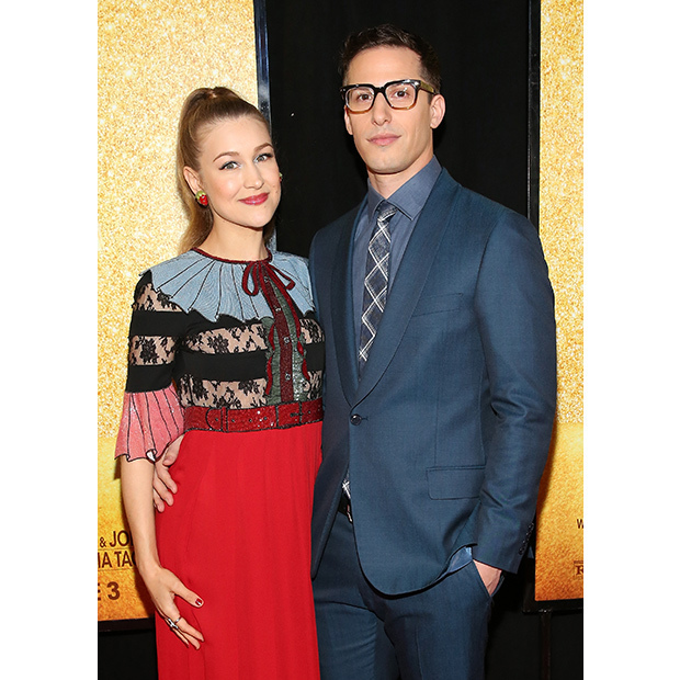 <b>Andy Samberg and Joanna Newsom</b>