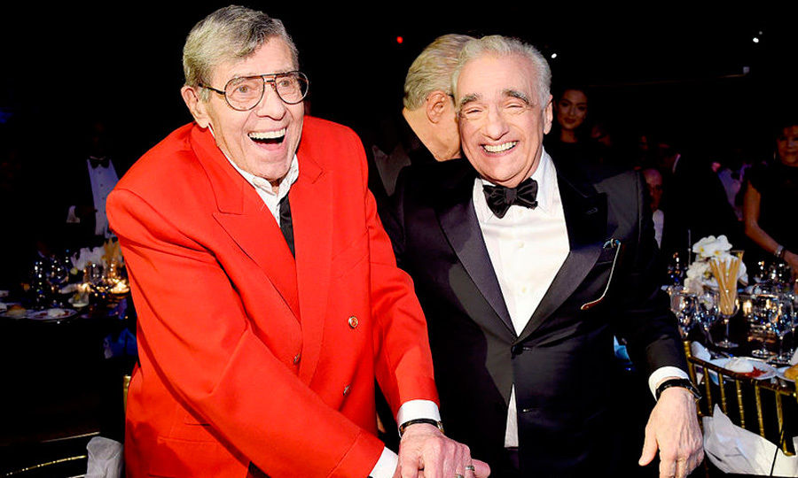 <b>Jerry Lewis - August 20</b>
