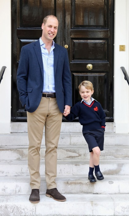<b>Prince George's First Drop Off</b>