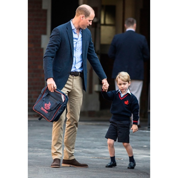 <b>His Dad Prince William's Reaction</b>