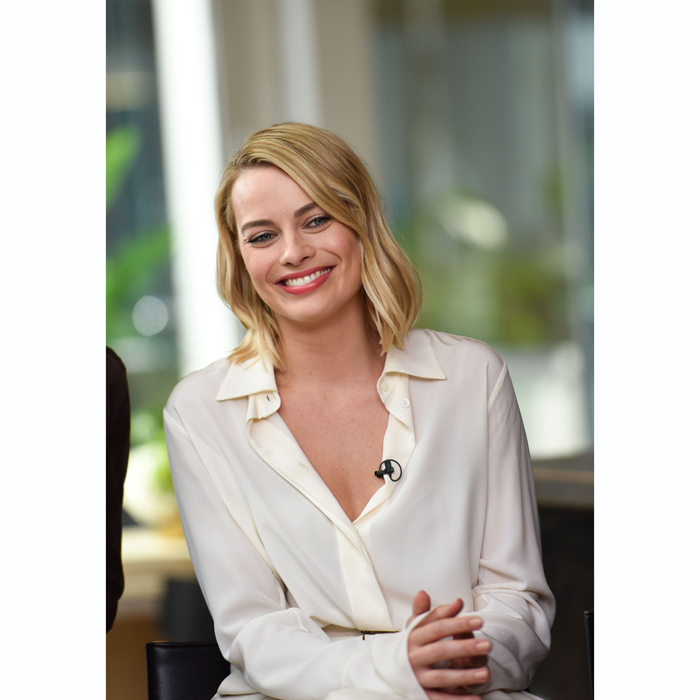 Margot Robbie stopped by the Variety Studio presented by AT&T during her time at TIFF.