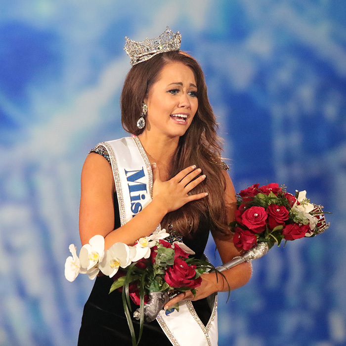 Miss North Dakota, Cara Mund, won this year's Miss America pageant on September 10, making her the state's first-ever contestant to win the crown. The 23-year-old Brown University graduate aspires to be North Dakota's first woman governor. 
