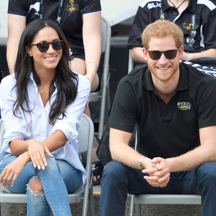 "<a href=""http://us.hellomagazine.com/tags/1/meghan-markle/""><strong>Meghan Markle</strong></a> broke her silence about her relationship to <a href=""http://us.hellomagazine.com/tags/1/prince-harry/""><strong>Prince Harry</strong></a> in the October issue of Vanity Fair. ""We're a couple,"" she said after keeping silent for over a year of dating. ""We're in love. I'm sure there will be a time when we will have to come forward and present ourselves and have stories to tell, but I hope what people will understand is that this is our time. This is for us. It's part of what makes it so special, that it's just ours. But we're happy. Personally, I love a great love story."" 