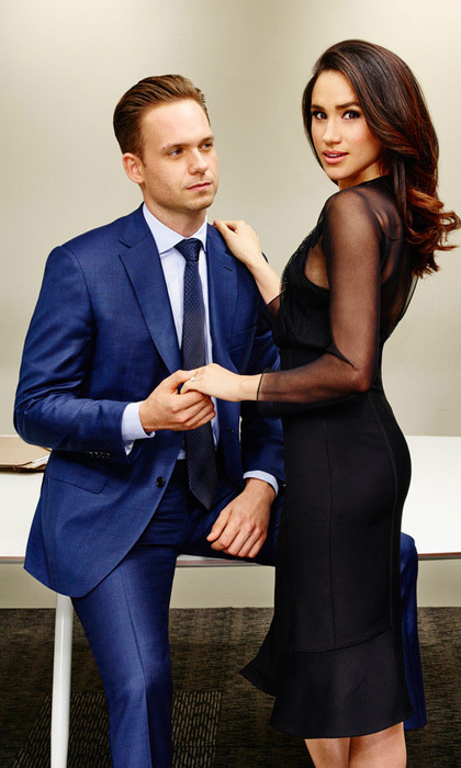 "<a href=""http://us.hellomagazine.com/tags/1/patrick-j-adams/""><strong>Patrick J. Adams</strong></a>