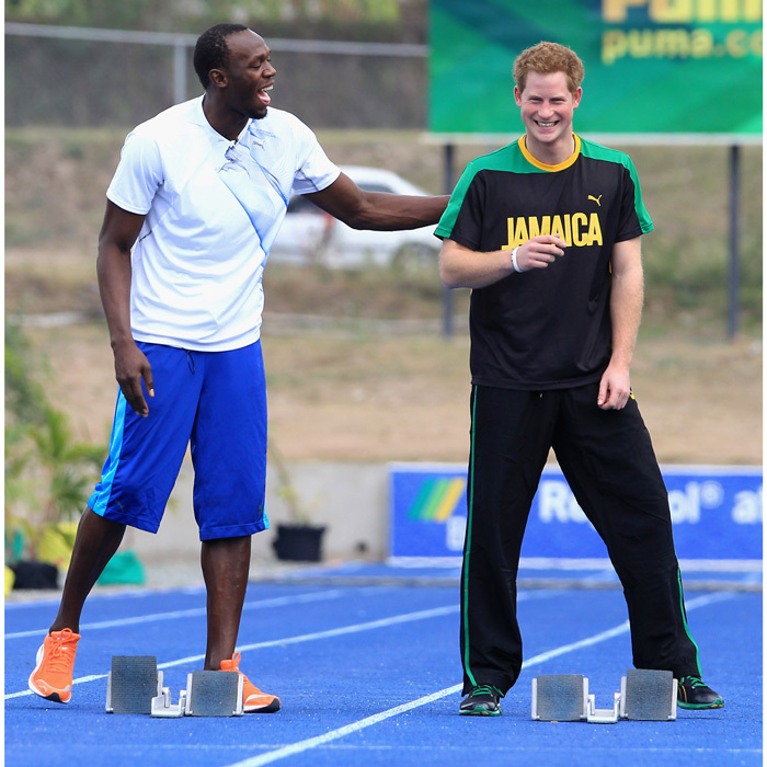 <b>Usain Bolt</b>