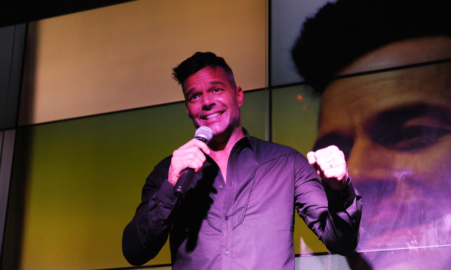 Ricky Martin celebrated his cover of Ocean Drive magazine with a special party at WALL in South Beach. The singer, who was accompanied by his fiancé Jwan Yosef to the event, used the party to raise funds for hurricane victims in Puerto Rico. Ahead of the celebration, Ricky and his fiancé delivered over 150,000 pounds of relief to Puerto Rico.