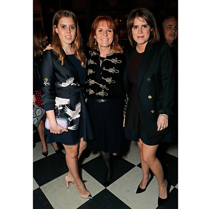 "<b>Sarah, Duchess of York may have divorced her ex-husband Prince Andrew in 1996, but the family has stayed close despite the break-up – and Sarah's connection with daughters Princess Beatrice (born in 1988) and Princess Eugenie (born in 1990) is stronger than ever. ""A table goes best with four legs,"" she told HELLO! in 2017 of her family ties. ""A table can't stand on three legs, really, so you have the Duke and I, and the two girls. We're a family unit and we lead by example... I think the one thing I've done incredibly well – although I say it myself – is that I'm a really good mum. And I think that my girls show that."" In honor of their special relationship, here's a look at the best photos of Sarah and her daughters.</B>
