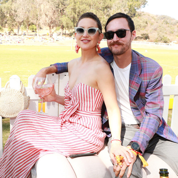 Kate Hudson, who has been rocking her short haircut, and her boyfriend Danny Fujikawa enjoyed a daytime date at the eighth annual Veuve Clicquot Polo Classic held at the Will Rogers State Historic Park in Pacific Palisades, California.
