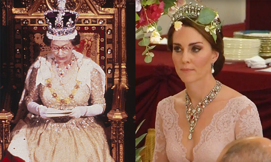 Queen Elizabeth Jewelry All Of The Monarch S Jewels That