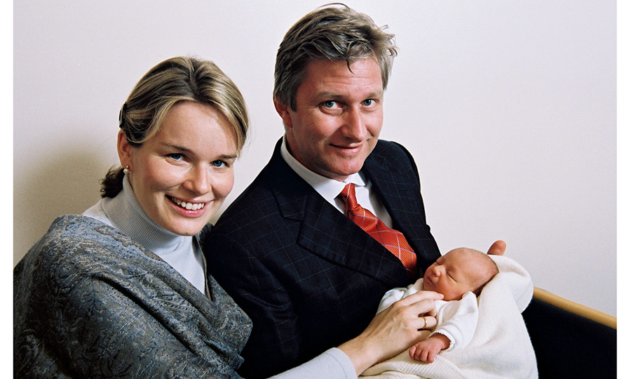 Princess Elisabeth was born to then Crown Prince Philippe and Crown Princess Mathilde in Anderlecht, Belgium on October 25, 2001. Her father is the son of King Albert II and Queen Paola, while mom Mathilde – in contrast to many of her fellow royal spouses, such as Kate Middleton and Maxima of the Netherlands – was born into nobility, the daughter of Count and Countess Patrick d'Udekem d'Acoz. Mathilde met Prince Philippe while playing tennis in 1996 and they married three years later.