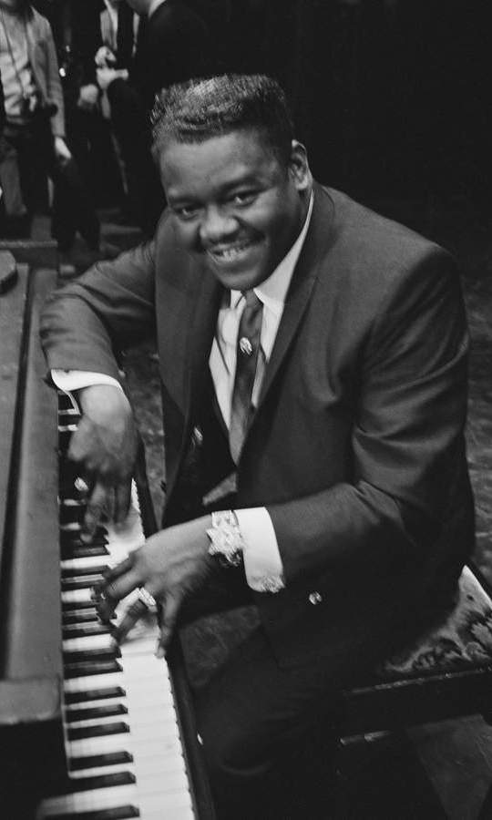 <b>Fats Domino – October 24</B>