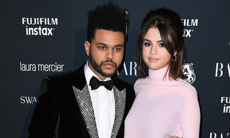<b>Selena Gomez and The Weeknd</b>